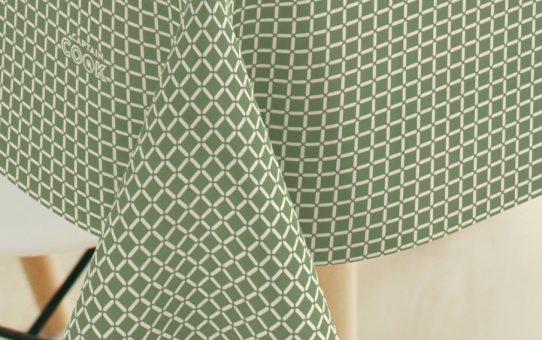Het tafelzeil als goedkoop alternatief op het tafelkleed