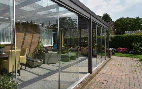 Wat is een aluminium terrasoverkapping?