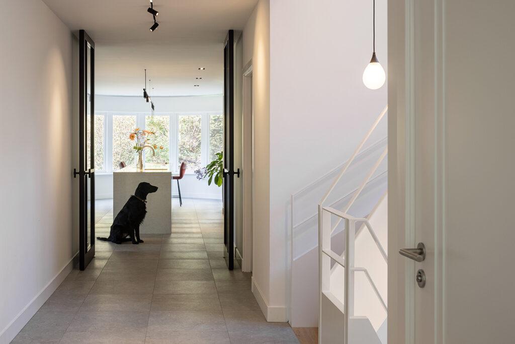 architect moderne villa